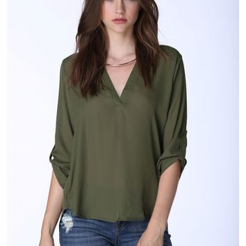 Lighter Than Air Blouse