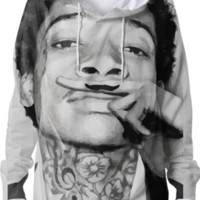 Wiz Khalifa created by Maioriz | Print All Over Me