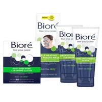 Biore Don't Be Dirty Collection