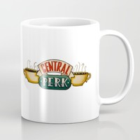 Friends: Central Perk Coffee Mug by Makar Deku