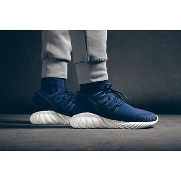 AA QIYIF Adidas Tubular Doom PK - 'Night Marine'
