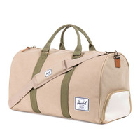 Herschel Supply Co.: Novel Duffle Bag - Washed Khaki / Bone / Washed Army