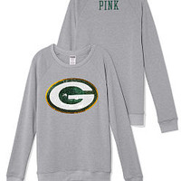 Green Bay Packers Bling Crew - PINK - Victoria's Secret