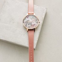 Woodland Rose Watch by Olivia Burton Rose One Size Watches