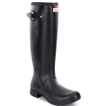 Hunter Original Matte Tour Rain Boots | Dillards