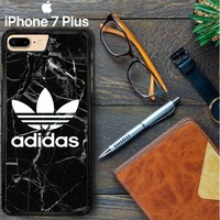 Marble Adidas Logo Z4779 iPhone 7 Plus Case