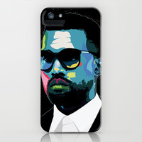 Yeezus iPhone & iPod Case by Ciaran Monaghan Art