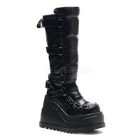 Demonia Stomp Wedge Boots :: VampireFreaks Store :: Gothic Clothing, Cyber-goth, punk, metal, alternative, rave, freak fashions