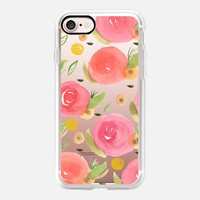 Cute Floral iPhone 7 Capa by Li Zamperini Art | Casetify