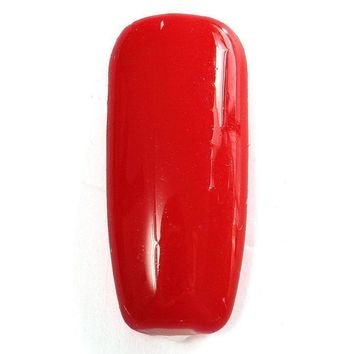 CREYHY3 5ml Polish Gloss enamel Bottle Patron French for Nails Glitter Sequins Detachable Anti Allergic UV Gel Polish Red 28 #