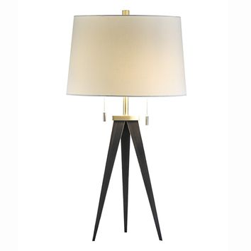 Lennon Tripod -- Table Lamp
