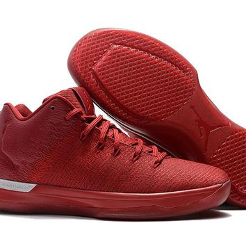 Air Jordan XXXI Retro AJ31 Chinese Red Men Basketball Sneaker