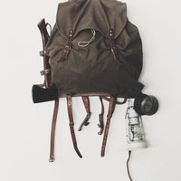 The Traveler's Rucksack
