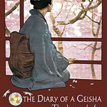Diary of a Geisha Lady of Kyoto Theater Play Poster 24x36