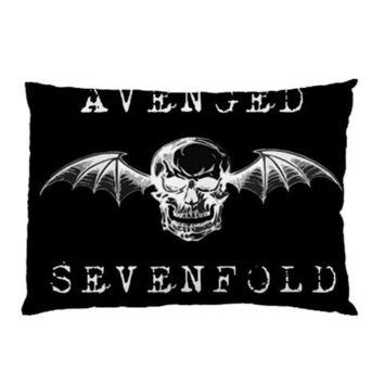 Avenged Sevenfold Band Music Custom Pillow Case by memedia on Etsy