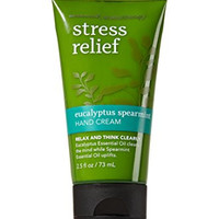 Bath & Body Works Aromatherapy Hand Cream Eucalyptus Spearmint