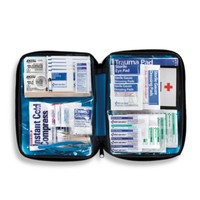 First Aid Only™ Soft Pack 131-Piece First Aid Kit