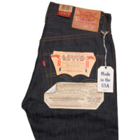 LEVI'S VINTAGE CLOTHING 1947 501XX JEAN IN RIGID - DENIM - DEPARTMENTS Federal