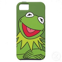 Kermit the Frog iPhone 5 Covers from Zazzle.com