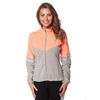 Gymshark Track Jacket - Peach All women's wear | GymShark International | Innovation In Fitness Wear