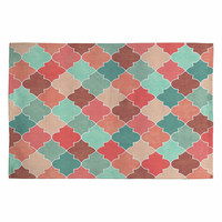 Deny Designs Morocco Pastel Rug Multi One Size For Women 24559895701