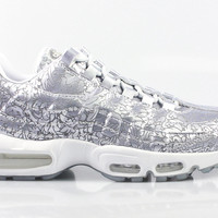Nike Men's Air Max 95 Anniversary QS Pure Platinum