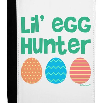 Lil' Egg Hunter - Easter - Green Ipad Mini Fold Stand Case by TooLoud