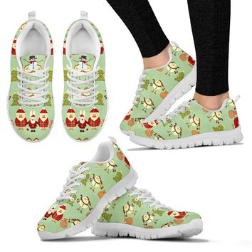 Christmas Women's Sneakers