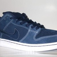 Permanent Vacation Skate & Surf Shop   Nike Dunk Low Midnight/Navy
