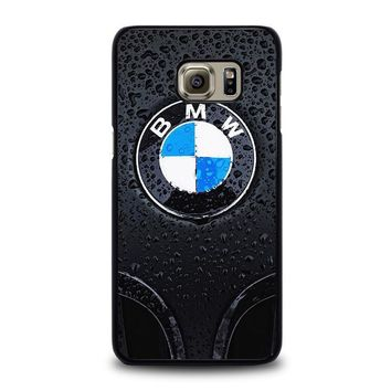 bmw 2 samsung galaxy s6 edge plus case cover  number 1