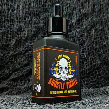 Ghostly Pirate Beard Oil