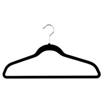 Room Essentials™ 10Pk Velvet Shirt Hanger : Target