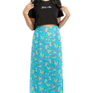 Vintage 90's Am I Pretty Now Maxi - XS/S