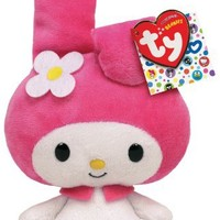 Ty Beanie Baby My Melody Hello Kitty Friend