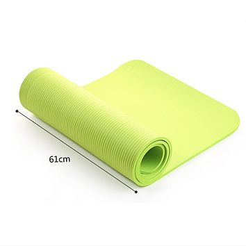 High Quality Multifunctional Yoga Mat Sling Strap Elastic Cotton Non-slip Fitness Gym Belt for Sports Exercise 2017