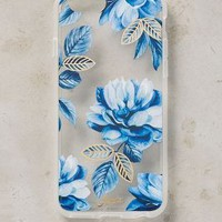 Sonix Blue Blossoms iPhone 6 Case in Clear Size: One Size Tech Essentials