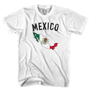 Mexico Flag & Country T-shirt
