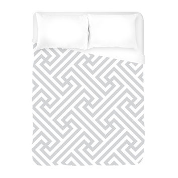 Impossible Labyrinth Duvet Cover