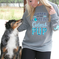 Jadelynn Brooke: Cutest Pup Long Sleeve