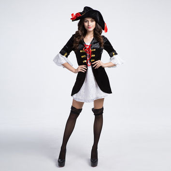 Cosplay Anime Cosplay Apparel Halloween Costume [9220660484]