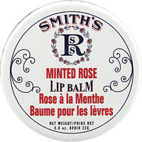 Smith's - Minted Rose Lip Balm - 0.8 oz