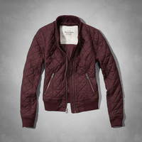 Renee Bomber Jacket