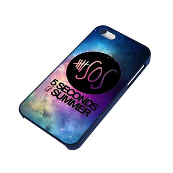 5 SECONDS OF SUMMER 1 5SOS iPhone 4 / 4S Case