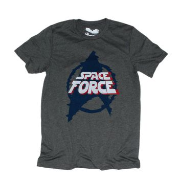 Space Force T-shirt - NASA Astronaut Tee Shirt - Unisex by American Anarchy Brand