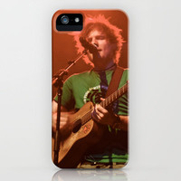 Ed Sheeran - Live in Philly iPhone Case by Chris Klemens | Society6