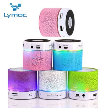 MINI LED Bluetooth Speaker