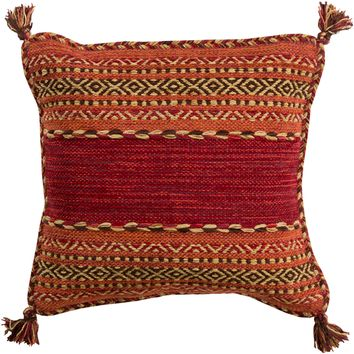 Trenza Pillow | Burnt Orange