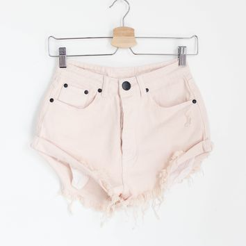 Pixie High Rise Shorts