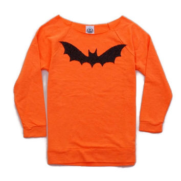 Let's Get Batty Halloween Sweatshirt