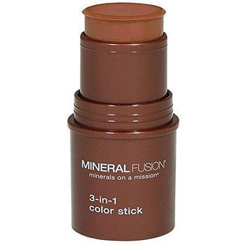 Mineral Fusion Makeup 3 in 1 Color Stick Magnetic - .18 Oz